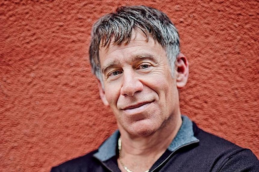 Stephen Schwartz (above) won a Grammy Award in 2005 for Best Musical Show Album for Wicked, which is being staged in Singapore.