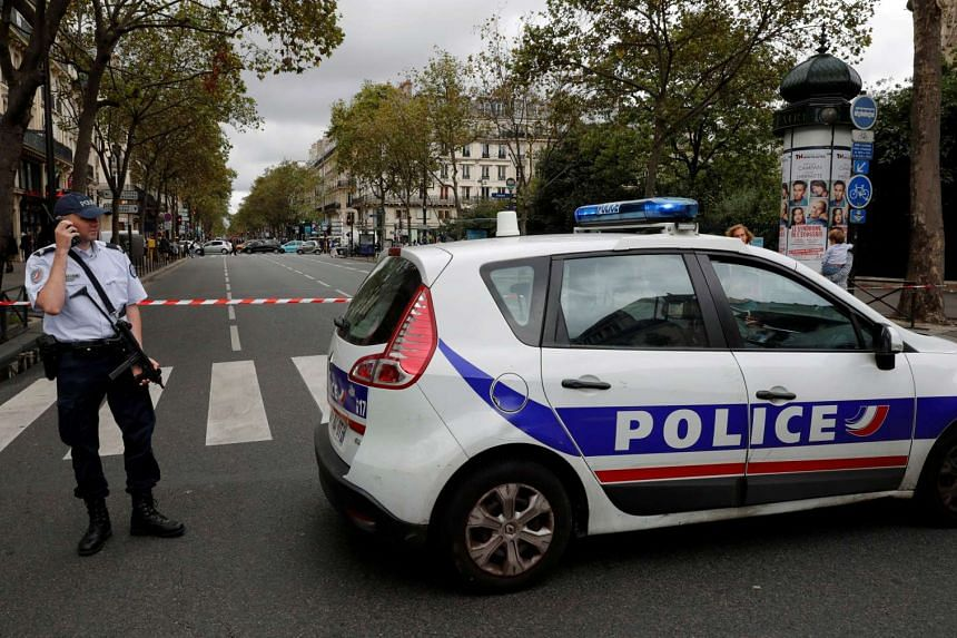"French police unions have complained that officers are being sent into gang-ridden ""no-go zones"", after two officers were seriously hurt in a petrol bomb attack."