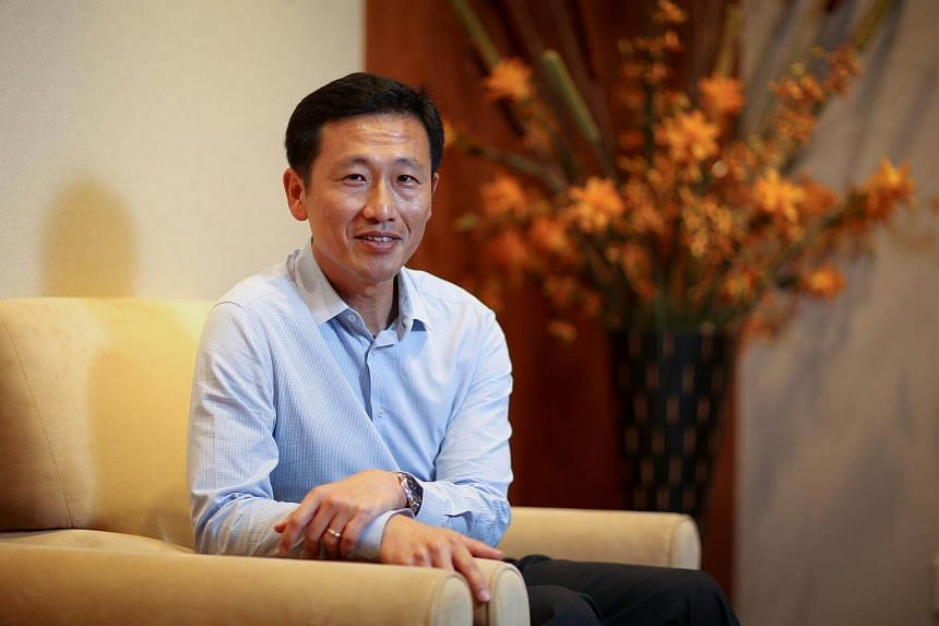 Senior Minister of State for Defence Ong Ye Kung told regional security and defence personnel at a dialogue that Singapore, as a small city-state, cannot survive in a world where might is right.