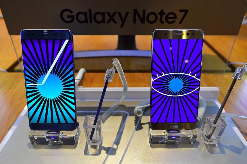 Samsung has announced that owners of the Galaxy Note7 in Singapore may now get a full refund or exchange their unit for another model.