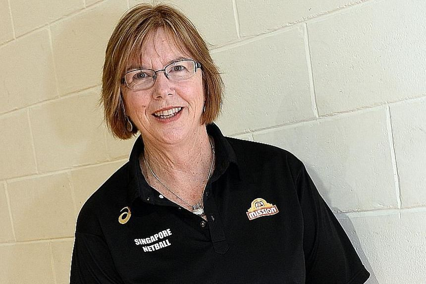 Under New Zealander Ruth Aitken, Singapore won the 2014 Asian Netball Championship and last year's SEA Games title. The 60-year-old cited family back home in New Zealand as the main reason why she is leaving Singapore.