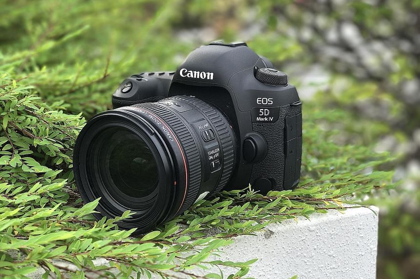 The Mark IV is the first Canon camera to feature the Dual Pixel Raw feature.