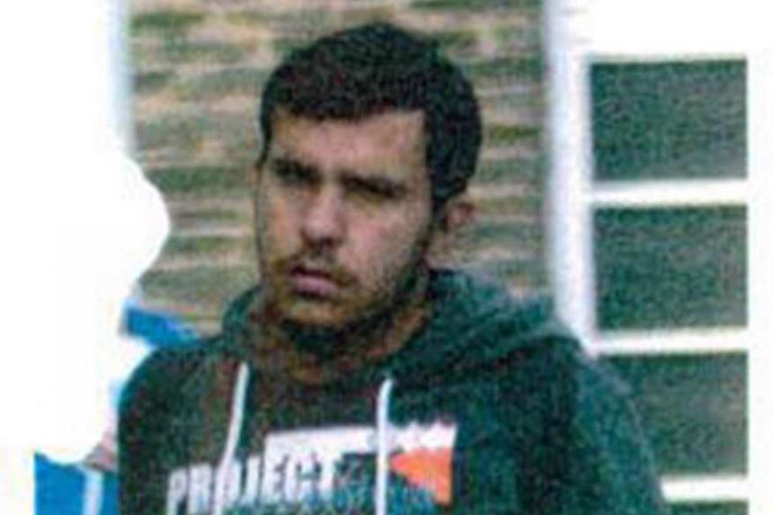 A photo released by police for the purposes of a manhunt shows Syrian suspect Jaber Albakr.