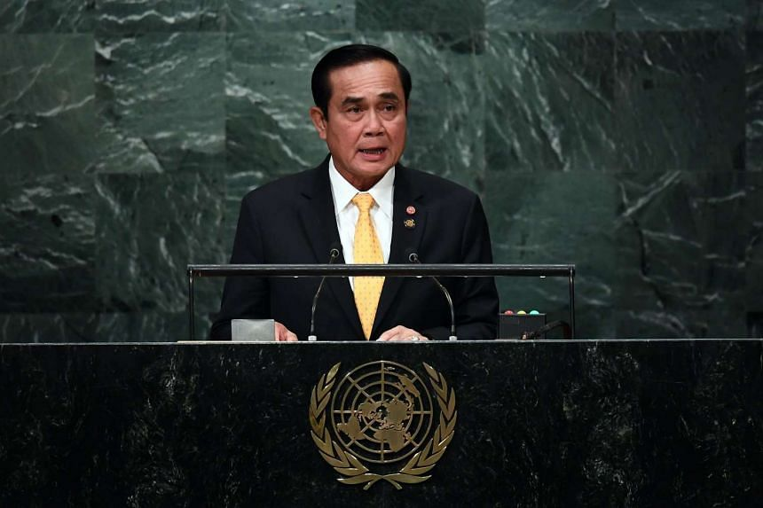 Thai media have reported that Prime Minister Prayut Chan-O-Cha has cancelled all official engagements on Wednesday (Oct 12) afternoon and returned to the capital.