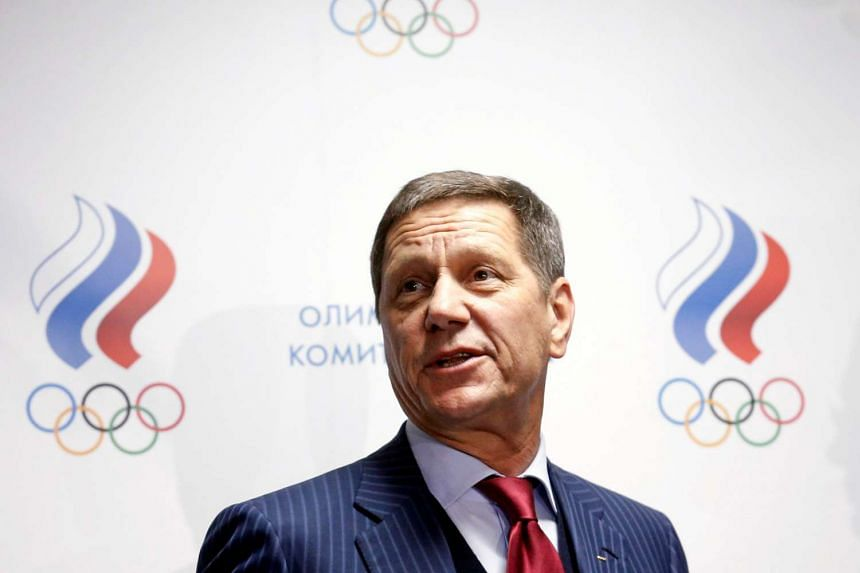Russian Olympic Committee head Alexander Zhukov reportedly intends to step down from his post.