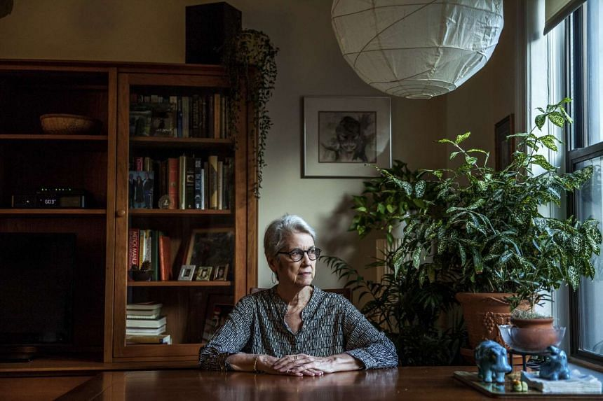 Ms Jessica Leeds was sitting next to Donald Trump on a flight to New York in the early 1980s. She said that on the flight he lifted the armrest and began to touch her.