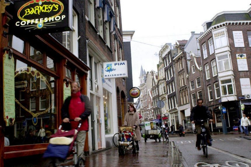 """A street in the Netherlands. The Dutch government intends to draft a law that would legalise assisted suicide for people who feel they have """"completed life,"""" but are not necessarily terminally ill, it said on Wednesday (Oct 12)."""