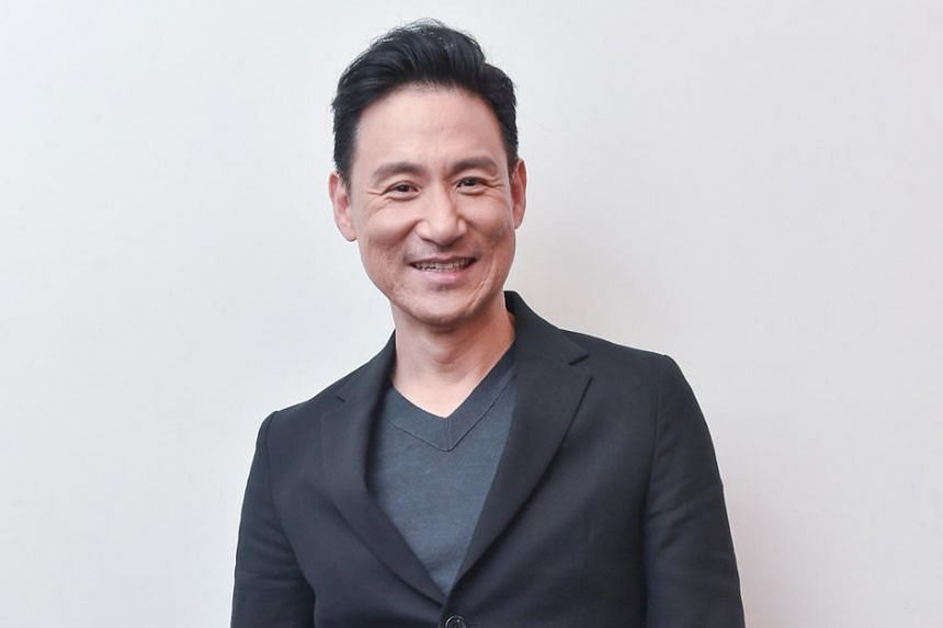 Actor Jacky Cheung, who will hold three nights of his A Classic Tour at the Singapore Indoor Stadium from Feb 24 to 26 next year.