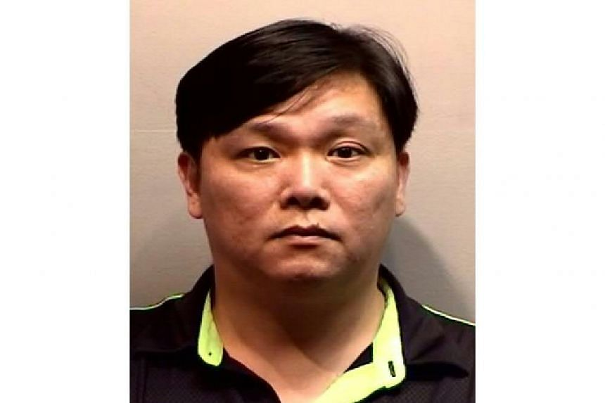 William Ang Kok Hai, 43, pleaded guilty to committing criminal breach of trust of $286,232.