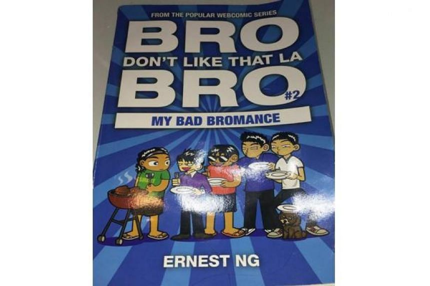 My Bad Bromance, has been taken off the shelves at Popular Bookstore, after complaints that some of its content is inappropriate for young children.