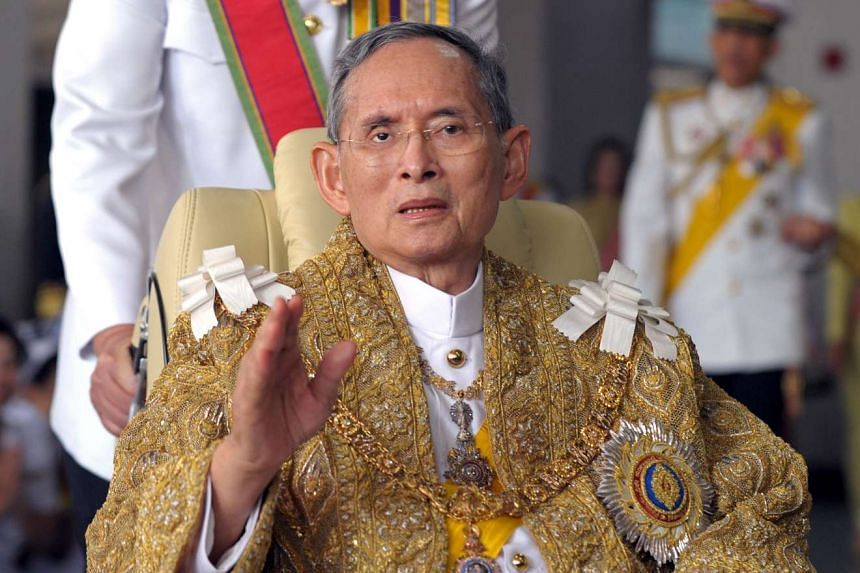 Thailand's King Bhumibol Adulyadej, who was received the crown on June 9, 1946, ruled for 70 years.