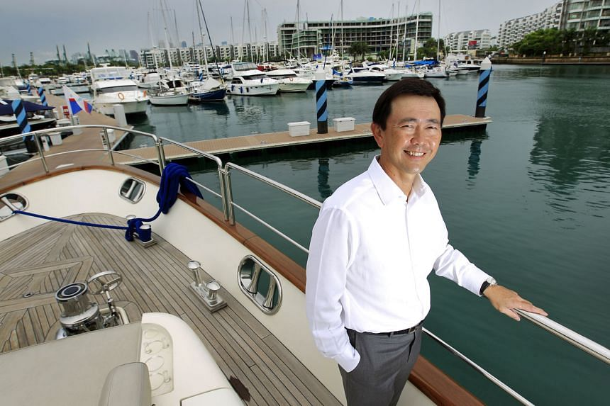 Mr Tay plans to add some 20 marinas under its management in the next few years and entice some of the roughly 120 million Chinese who travel abroad every year.