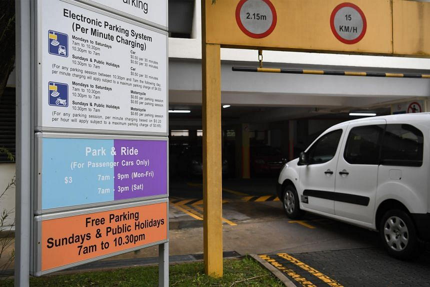 The Park & Ride Scheme will be discontinued from Dec 1.
