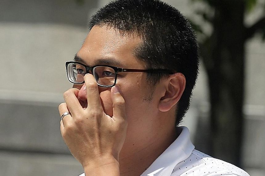 Woo, 29, was jailed 31 months and four weeks. He was also fined $20,000 and ordered to pay $35,000.