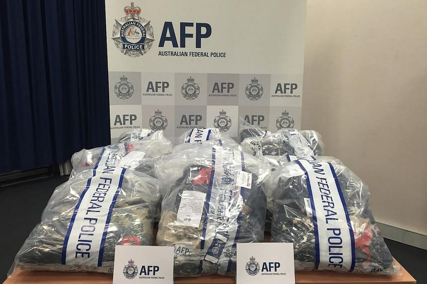 Australian police seized more than 1.2 tonnes of ecstasy in the country's biggest drugs haul of 2016.