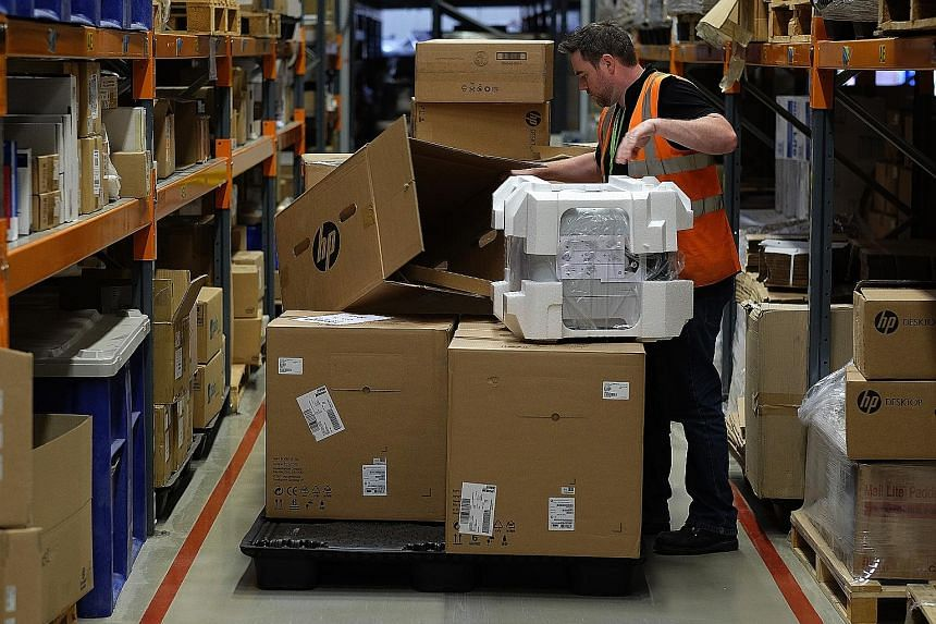 HP's job cuts are expected to bring costs down amid slowing demand for personal computers and printers. Worldwide PC shipments in the third quarter fell 5.7 per cent, the eighth consecutive quarter of shipment decline.