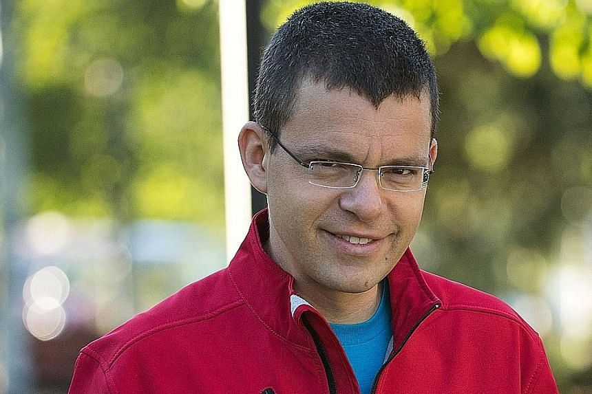 Affirm, a financial tech start-up by Mr Max Levchin, secured the financing to expand its consumer lending business.
