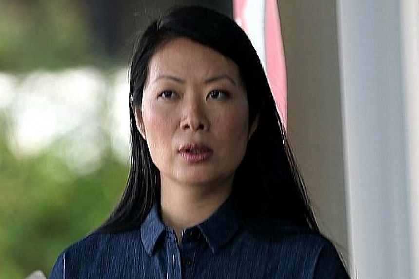 """RWS had sued Mrs Chia- Richmond's company Running Into The Sun last year for its failure to pay about $200,000, despite numerous reminders. The actress said the matter has been """"amicably resolved""""."""