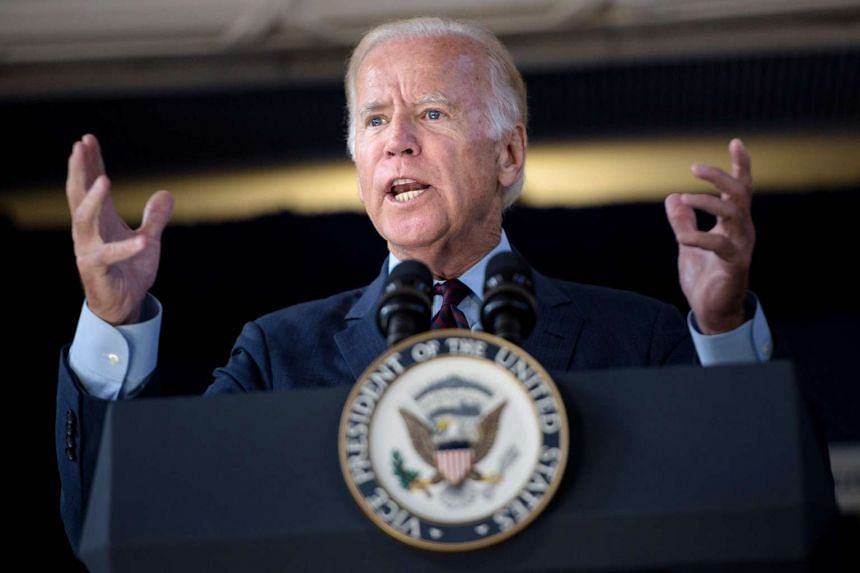 United States Vice-President Joe Biden has dismissed suggestions that the White House has failed to respond to Russian meddling in the US election.