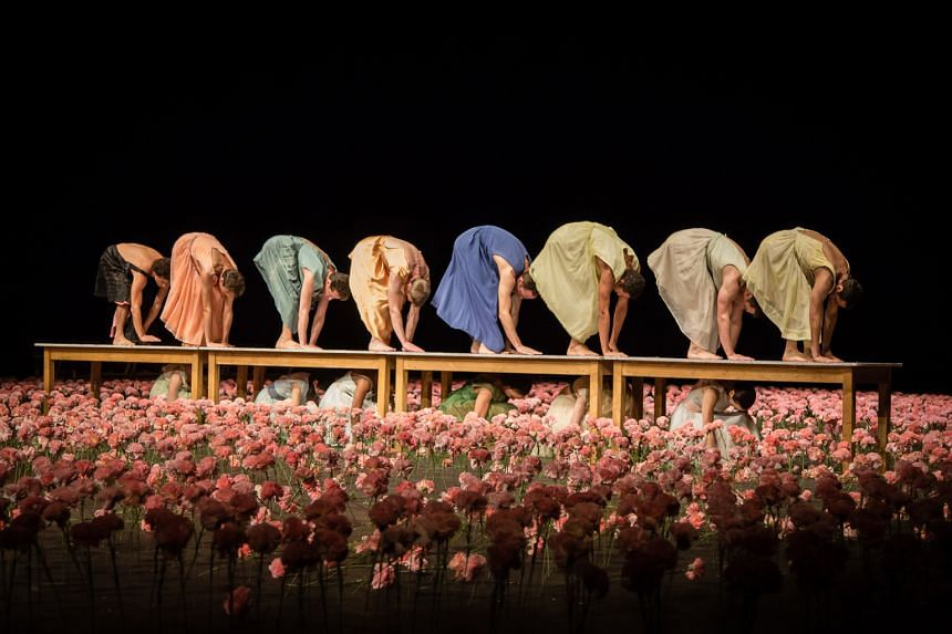 The cast's performances are uneven, but Nelken – German for Carnations – is still an experience to behold.