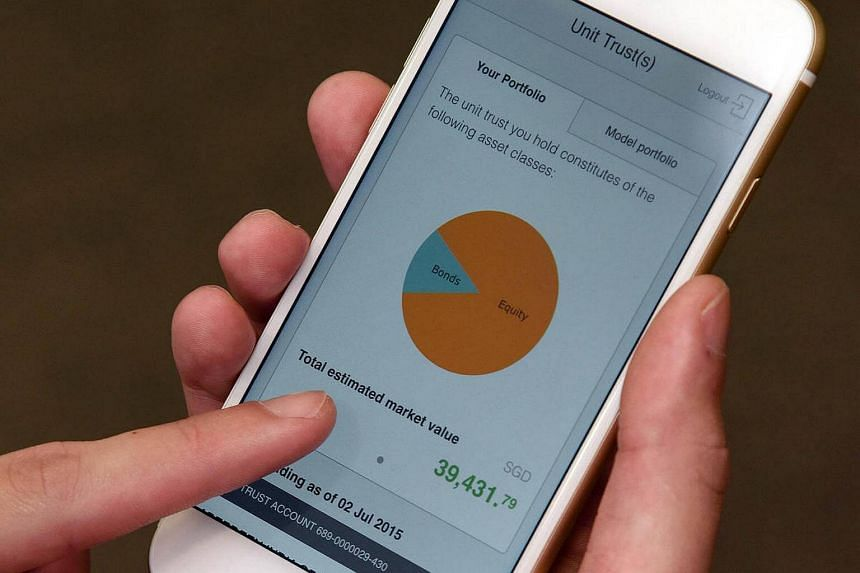 OCBC's OneWealth app gives users curated information and analysis from the bank's experts to help in decision making.