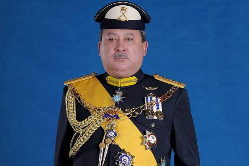 The Johor ruler had wanted to strictly adhere to the rotation system.