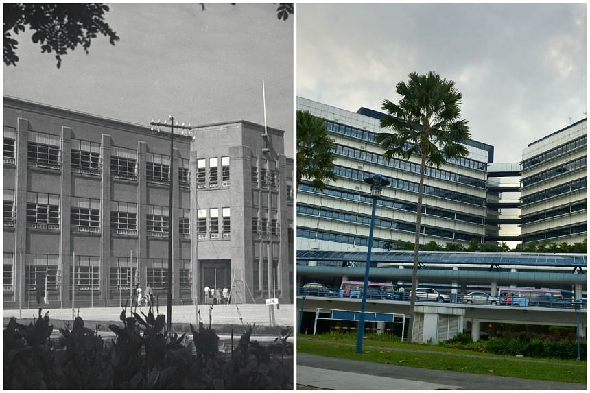 KK Women's and Children's Hospital (KKH) has more than 100 years of history, starting out as a general hospital in 1858 before becoming a maternity hospital in 1924.