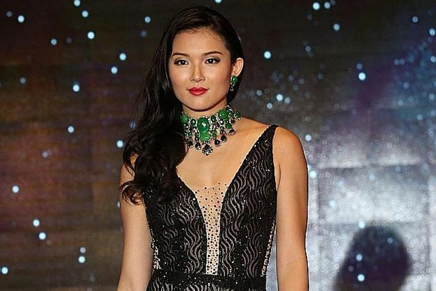Lasalle College of the Arts student Cheryl Chou, 20, was crowned Miss Universe Singapore 2016 last night at the grand finals of the beauty pageant, triumphing over 14 other finalists. During the question and answer segment, she gave what judge Nurali