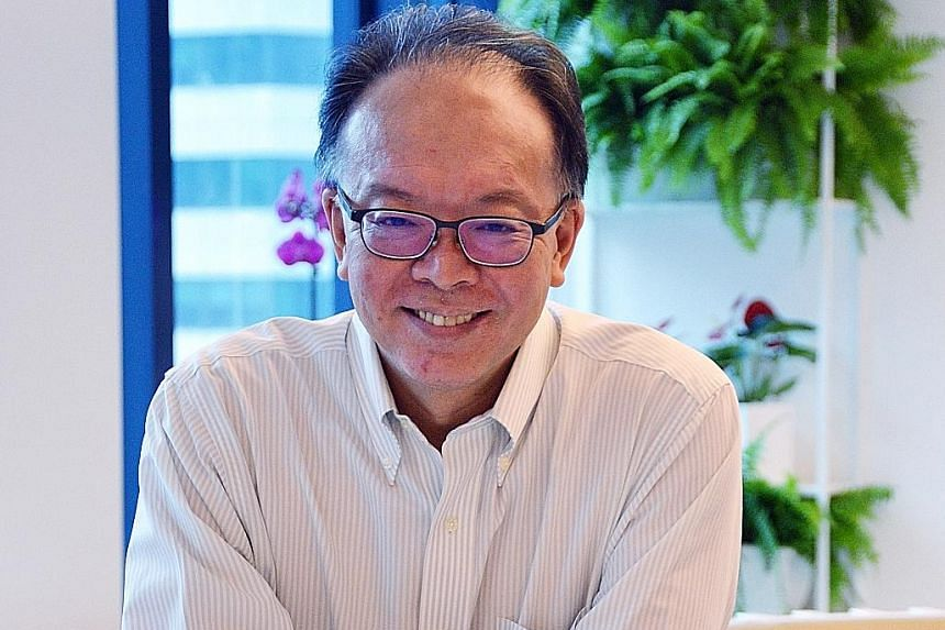 Mr Tham has spent more than 30 years with the company. He joined the firm immediately after qualifying as a chartered accountant in the United Kingdom in 1984.