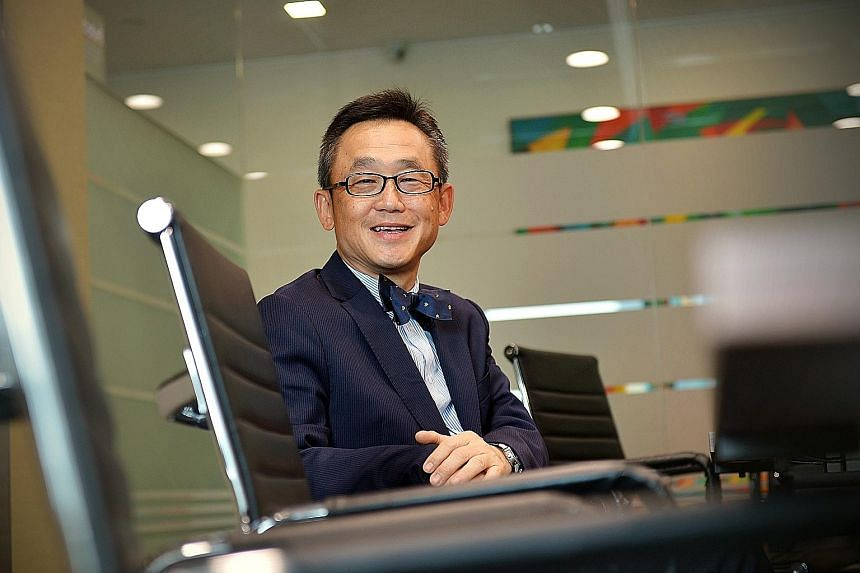 Mr Tan Chong Huat, senior partner and one of the founding members of RHTLaw Taylor Wessing, believes that the firm is built for the future as it provides a wide range of services that extends beyond its law practice.