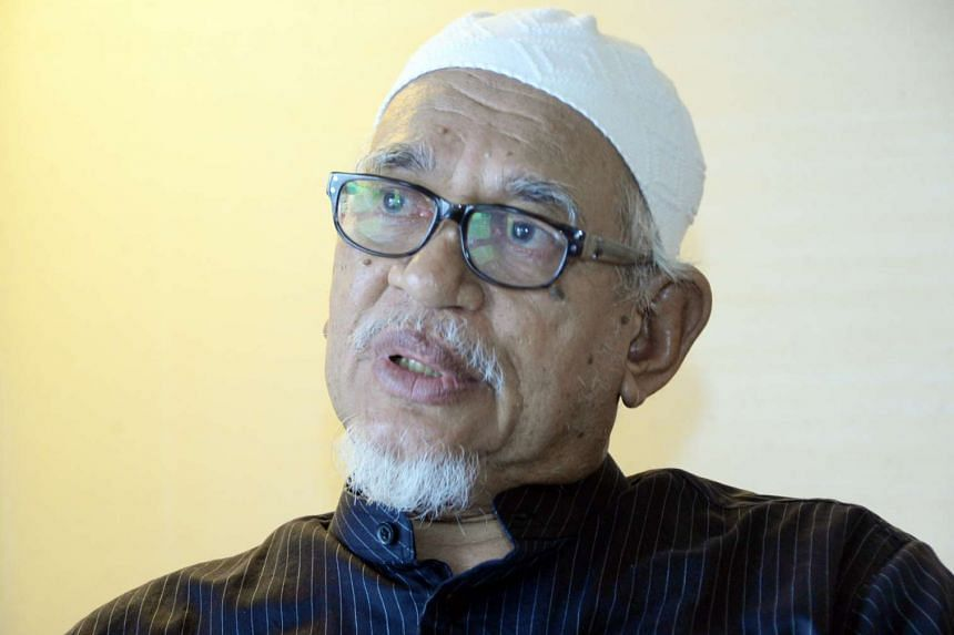 Malaysia's parliament resumed its final sitting, with a proposed hudud Bill tabled by PAS president Abdul Hadi Awang (pictured) to be debated.