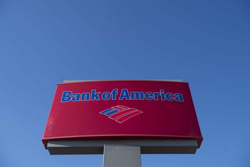 Bank of America reported a 7.3 per cent rise in profits in the third quarter.