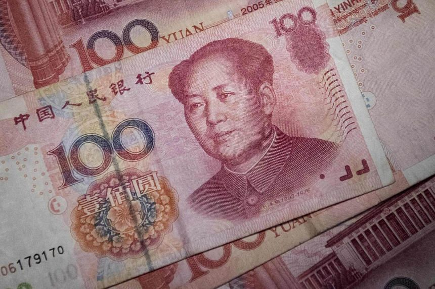 As the yuan plumbs new lows against the US dollar, China's currency is still strengthening against peers.