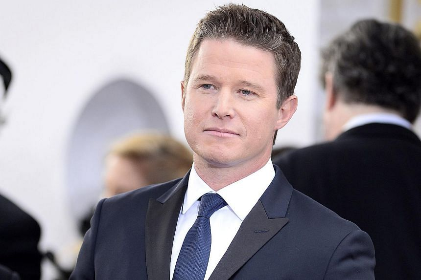 Billy Bush arriving for the 72nd Annual Golden Globe Awards in Beverly Hill, California, on Jan 11, 2015.