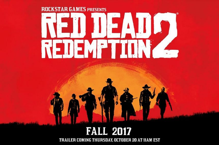 Rockstar Games has finally announced Red Dead Redemption 2 on Tuesday (Oct 18), following light teasers earlier in the week - whetting the appetites of fans worldwide.