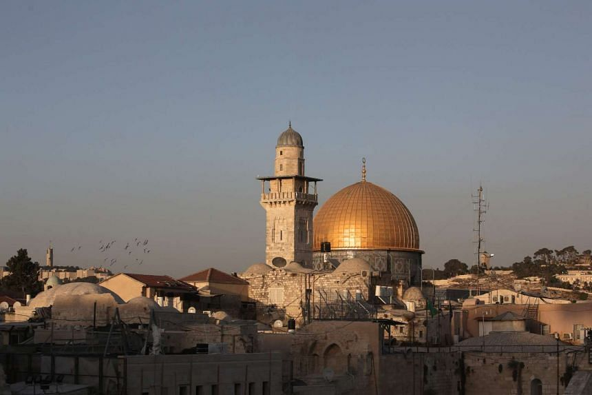 Unesco adopted a controversial Arab- sponsored resolution on East Jerusalem which Israel says ignores Jewish ties to the Temple Mount.