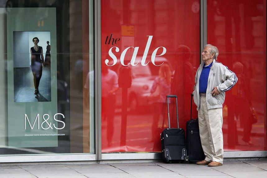 Some of Britain's biggest firms are failing to properly check their supply chains for exposure to modern-day slavery despite tougher laws and a government-led crackdown on human trafficking, but Marks & Spencer did the best of the companies.