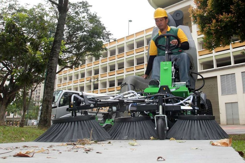 The Nilfisk Park Ranger 2150, introduced just two years ago to clean pavements, could be phased out in the future in favour of driverless alternatives as part of a push towards driverless technologies.