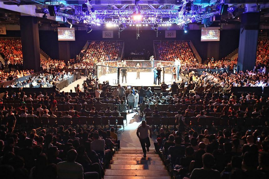 Ultimate Fighting Championship has laid off some of its key leadership staff, with its Singapore office believed to have been cut to just six staff.