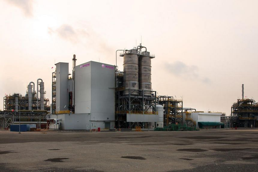 Evonik Industries' first methionine plant on Jurong Island opened in November 2014. Its second plant is expected to become operational in 2019.