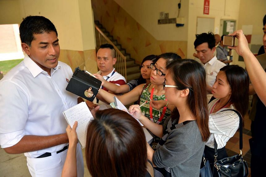 Ang Mo Kio Town Council vice-chairman Darryl David, said requiring town councils to set aside a fund dedicated to replacing lifts and lift parts signals how important this particular function is to town councils.