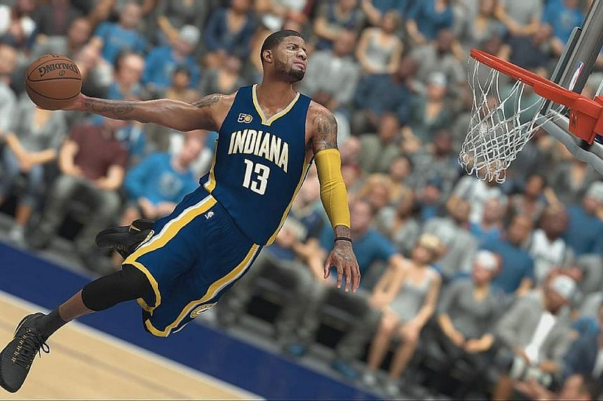 From players' faces and tattoos, to their jerseys and arm bands, the attention to detail is phenomenal in NBA 2K17.