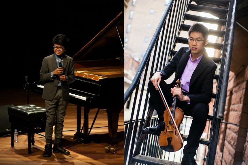 Pianiest Joey Alexander and violinist Alan Choo are back with new music, along with other musicians.