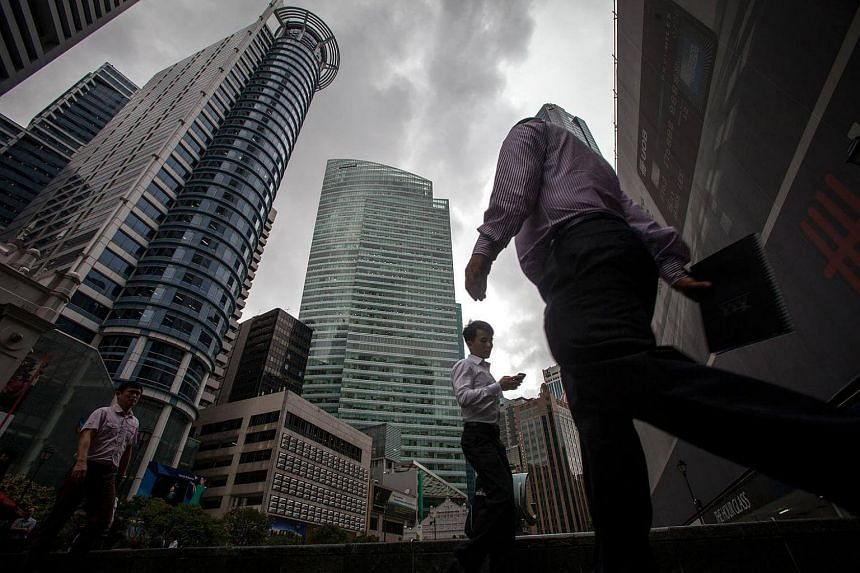 Singapore real estate investment trusts (Reits) have gone from last year's biggest losers to this year's best performers.