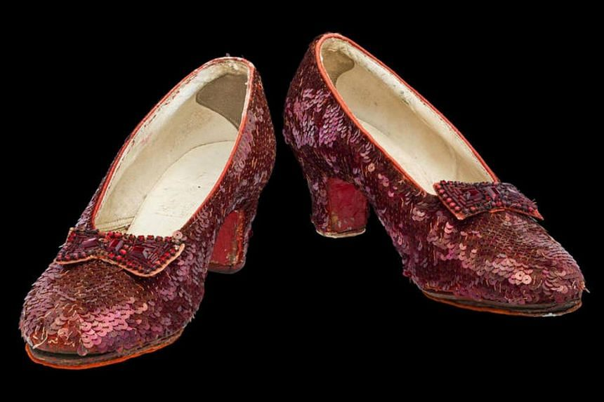 The Smithsonian is asking the public to fund the conservation of the ruby slippers worn by Judy Garland in The Wizard of Oz.