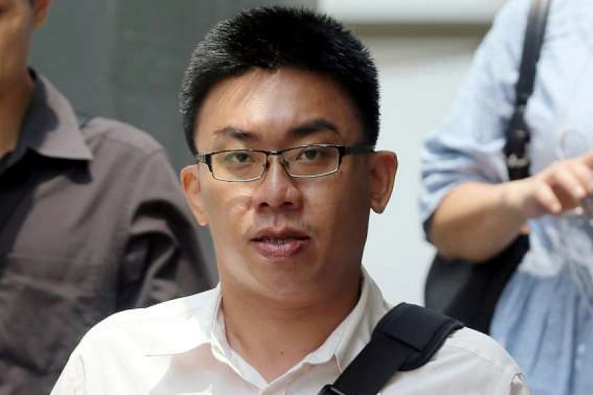 Internet marketeer Chia Choon Kiat was sentenced to 6 months' jail for online postings that contain incitements to violence against police officers.