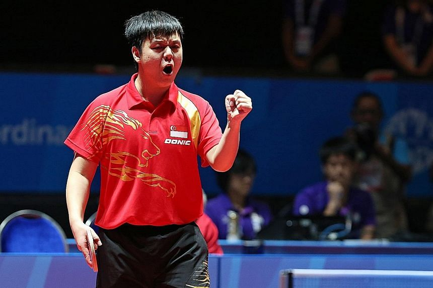 Li Hu said he had failed to abide by team rules and his misconduct had led to his suspension. The 28-year-old, ranked No. 58 in the world, was being groomed to take over the national team veterans' mantle.