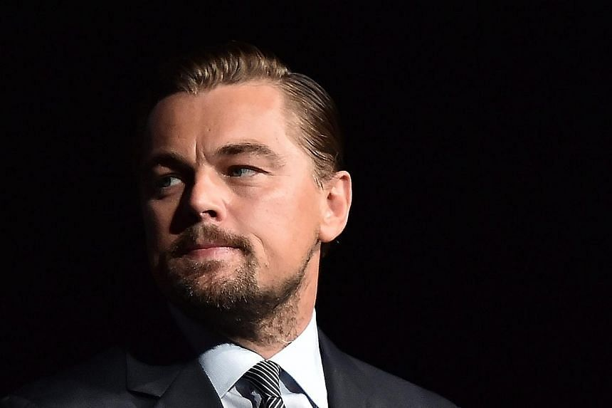 Money siphoned from state-owned investment fund 1MDB allegedly helped finance DiCaprio's hit film The Wolf Of Wall Street (2013).