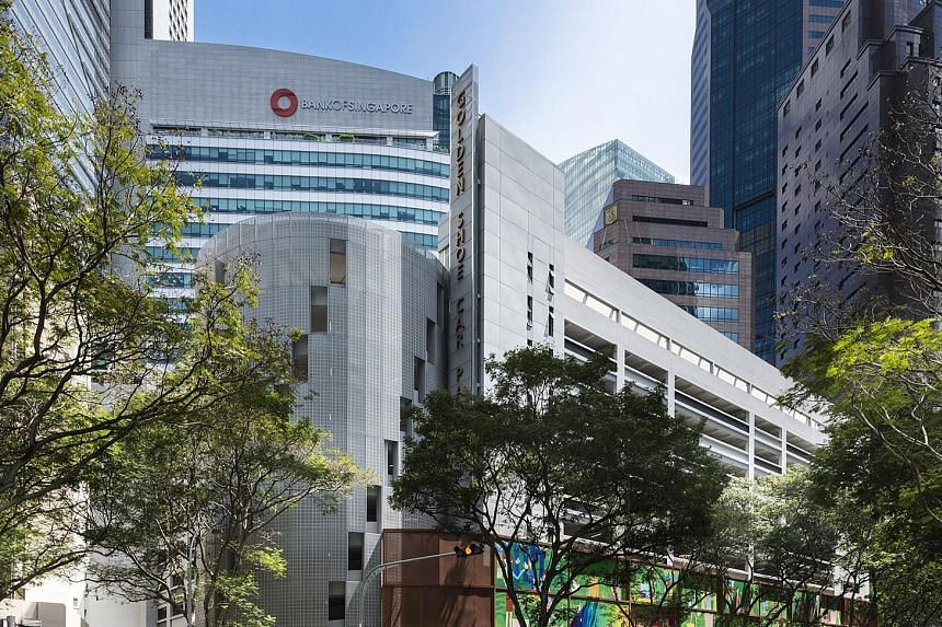 For many Raffles Place workers, the 1984 building is best known as home to a favourite hawker centre. The project is expected to start in the second half of next year, and could be finished by 2021.