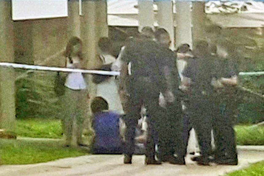 A Primary 5 boy was found dead at the foot of his Sengkang block on May 18, 2016.